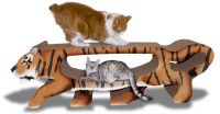 Giant Tiger Cat Scratcher
