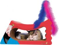 Fins 'n Feathers Cat Scratcher