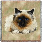 Birman Small Blanket