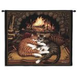 All Burned Out Wall Tapestry